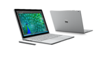 Surface Book – Intel HD Graphics / 8GB / 128GB i5