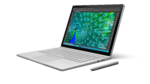 Surface Book – NVIDIA GeForce / 16GB / 512GB i7