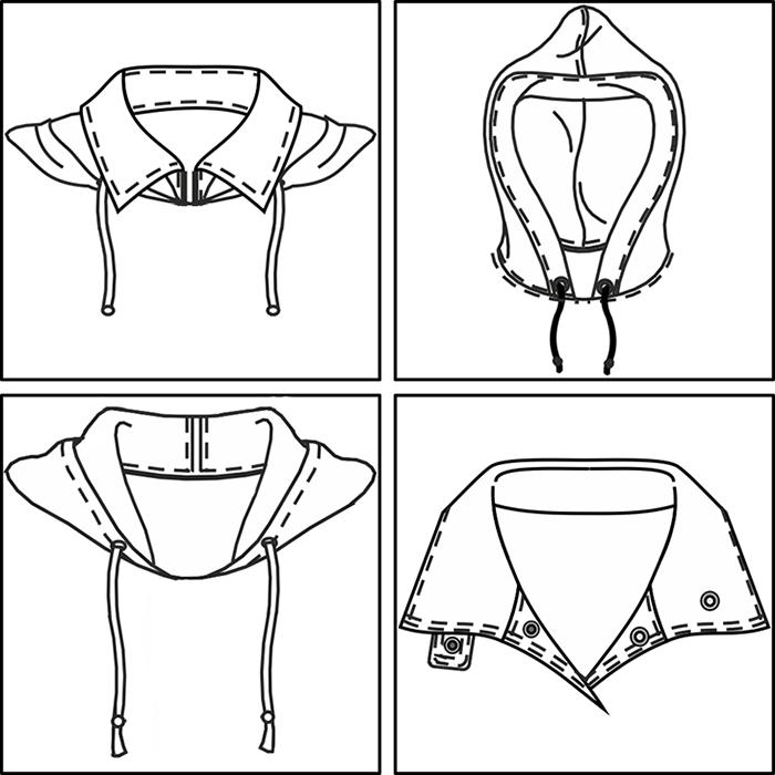 Style-Bibliothek für technische Mode-Zeichnungen - Der Online-Shop ...